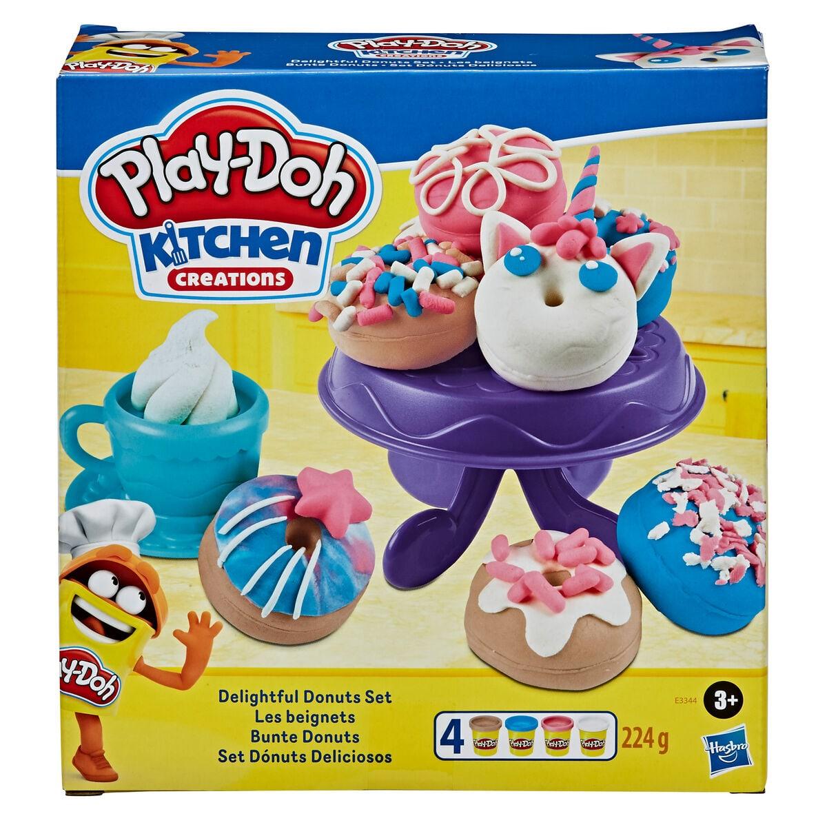Play-Doh delizione ciambelle Pongo