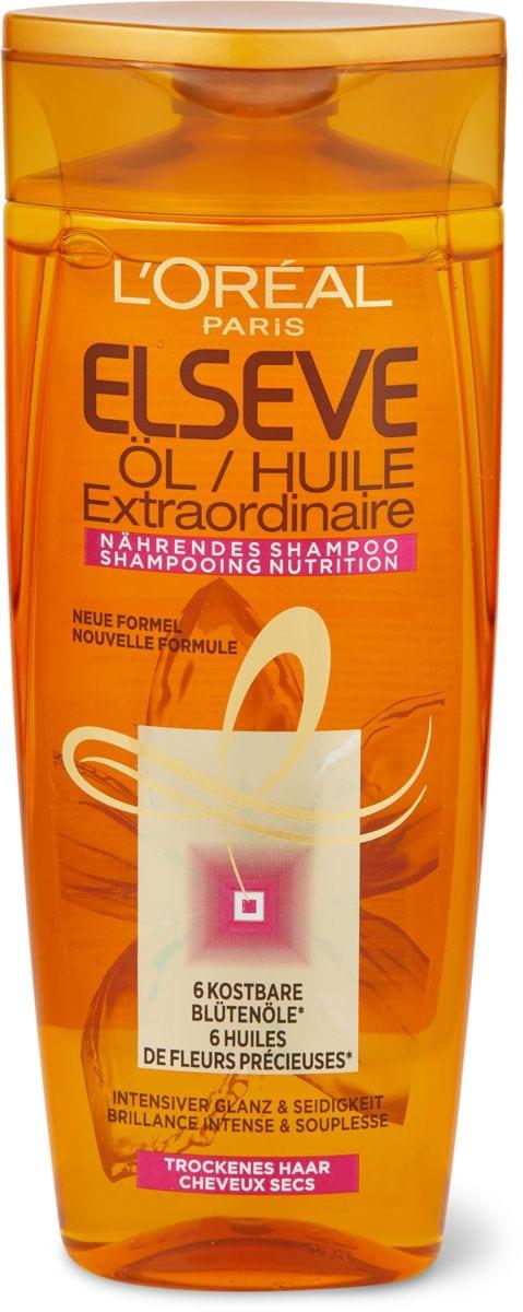 L'Oréal Elseve Shampooing Huile
