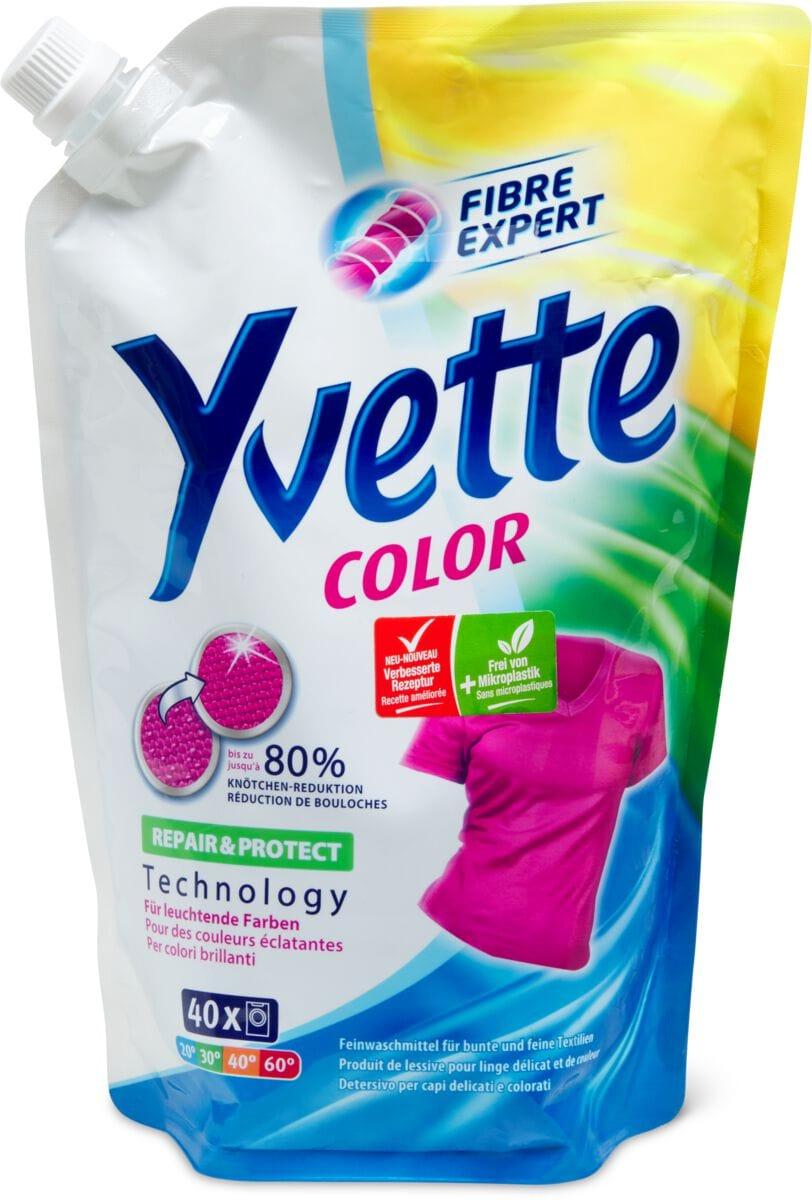 Yvette Color lessive délicat