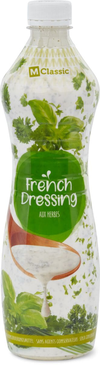 M-Classic french Dressing aux herbes