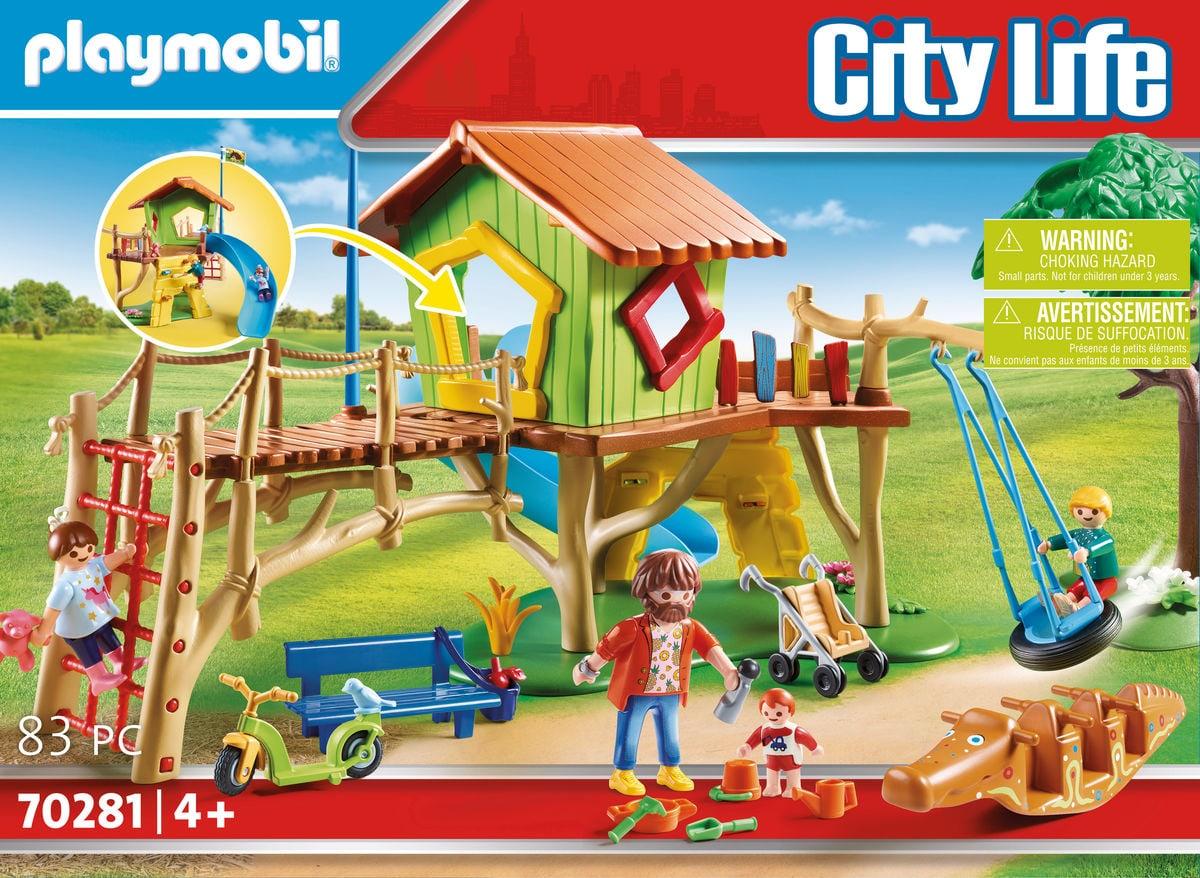 Parc de jeux 70281 Playmobil