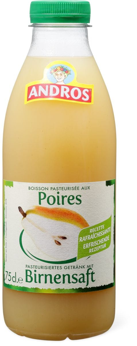 Andros Nectar poire