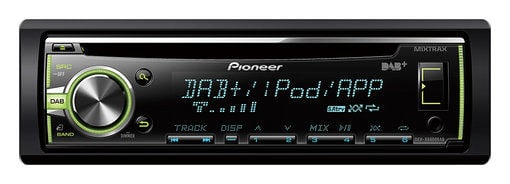 pioneer deh x6800dab autoradio dab migros. Black Bedroom Furniture Sets. Home Design Ideas