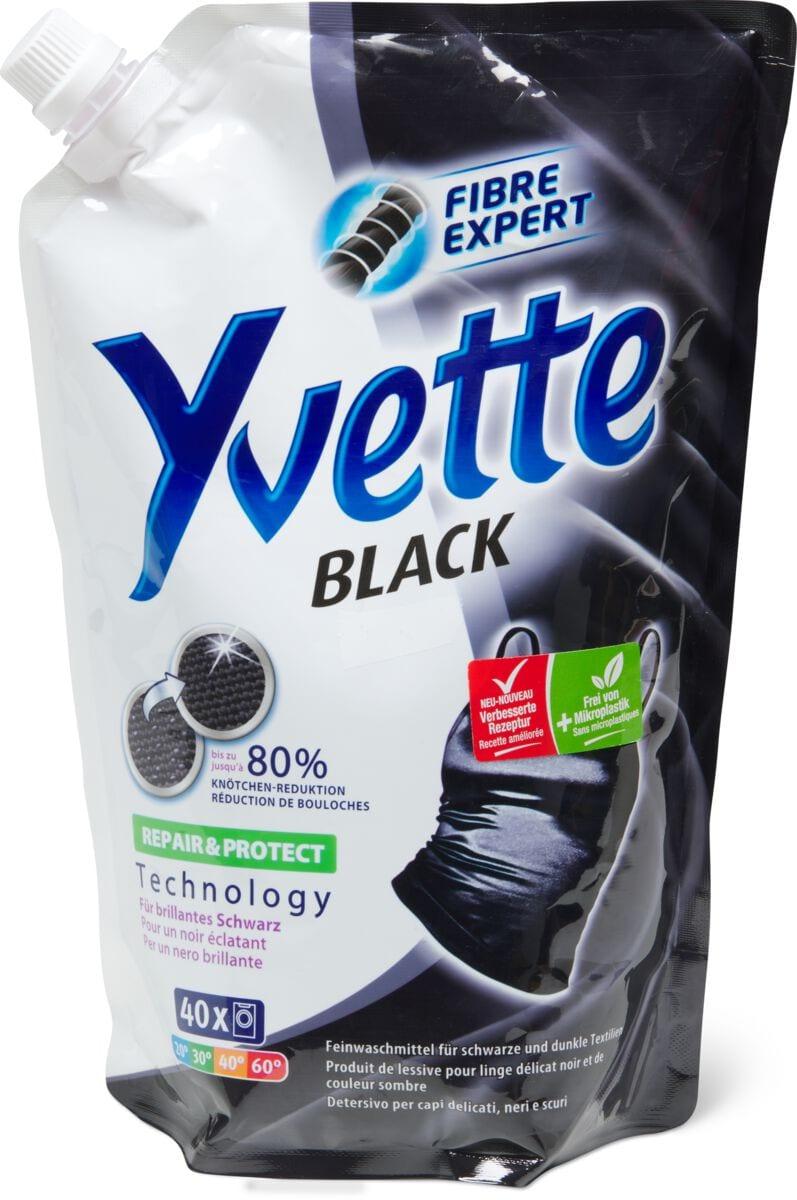 Yvette Black lessive délicat