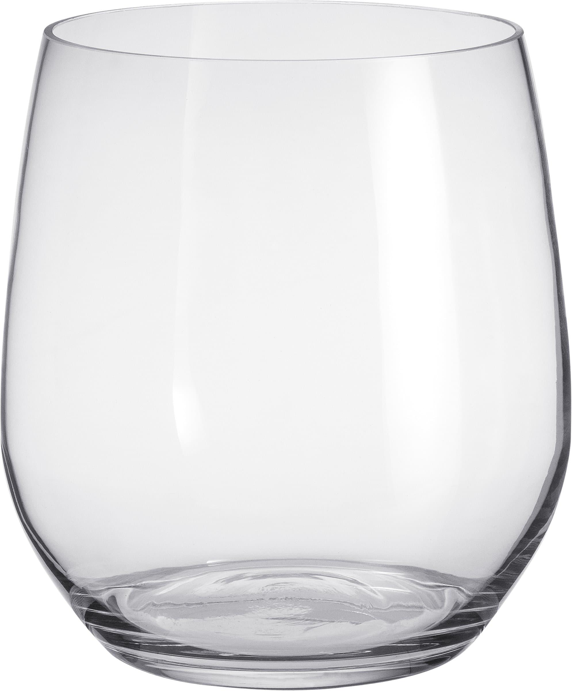 Hakbjl Glass Vase Tony