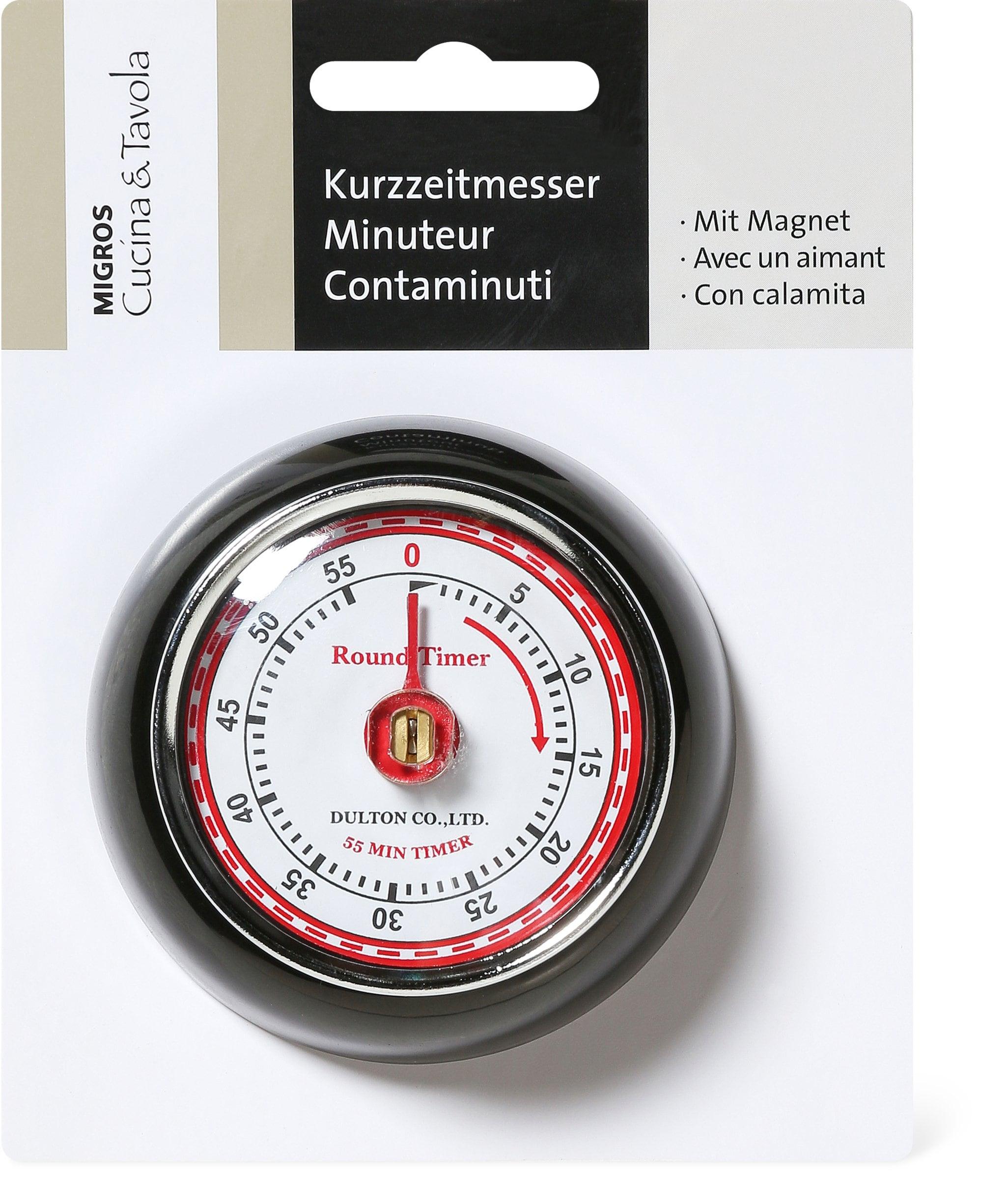 Cucina & Tavola CUCINA & TAVOLA Kurzzeitmesser