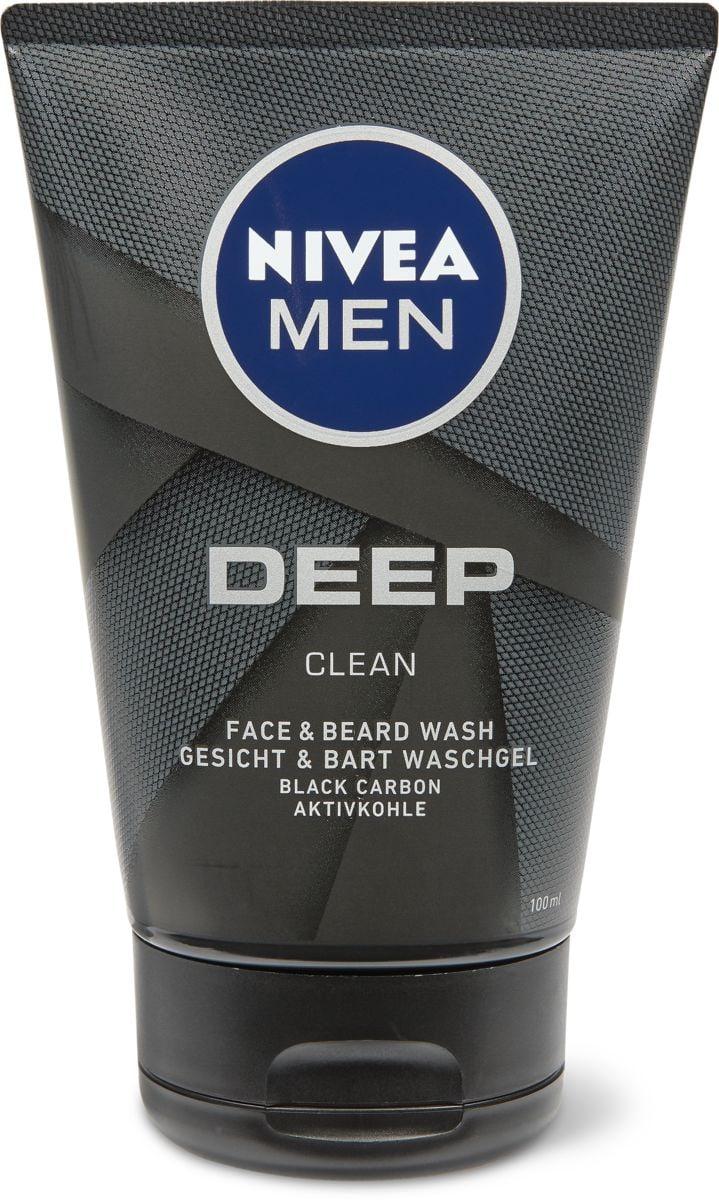 Nivea Men Deep Clean Wash