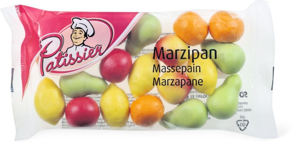 Patissier Massepain Fruits