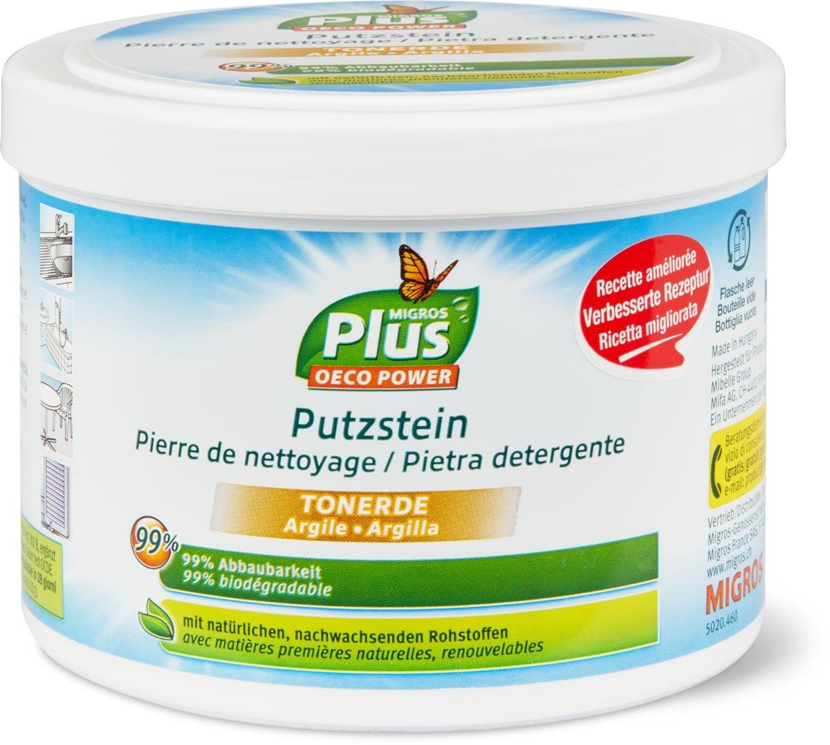 M-Plus Pierre de nettoyage