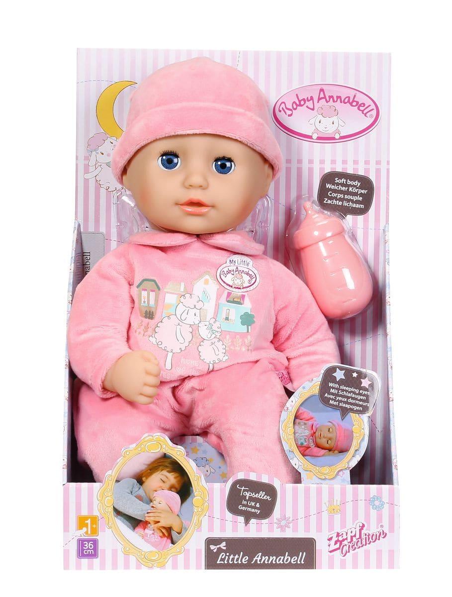 Zapf Creation My Little Baby Baby Annabell Bambole