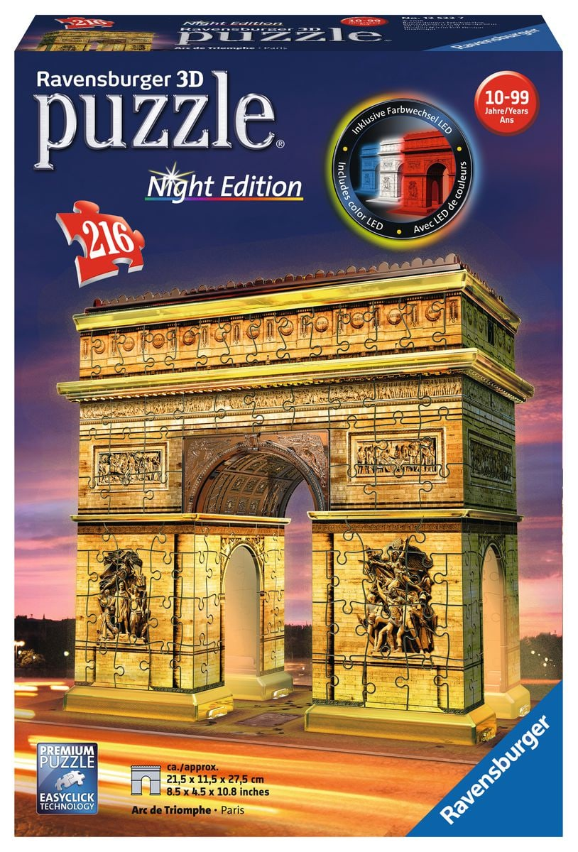 Arc De Triomphe - Night Edition