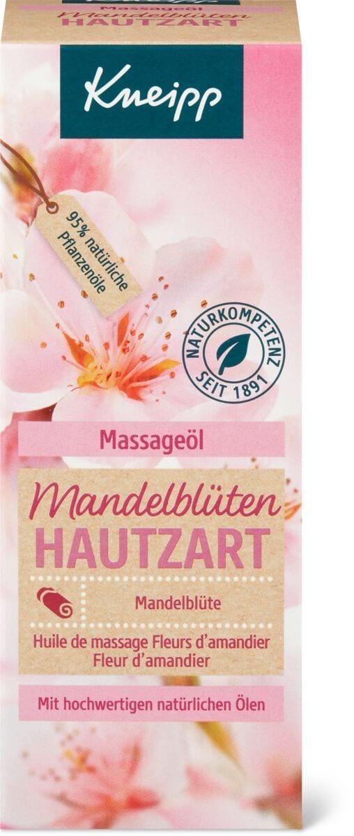 Kneipp Huile massage Fleurs d'amandier