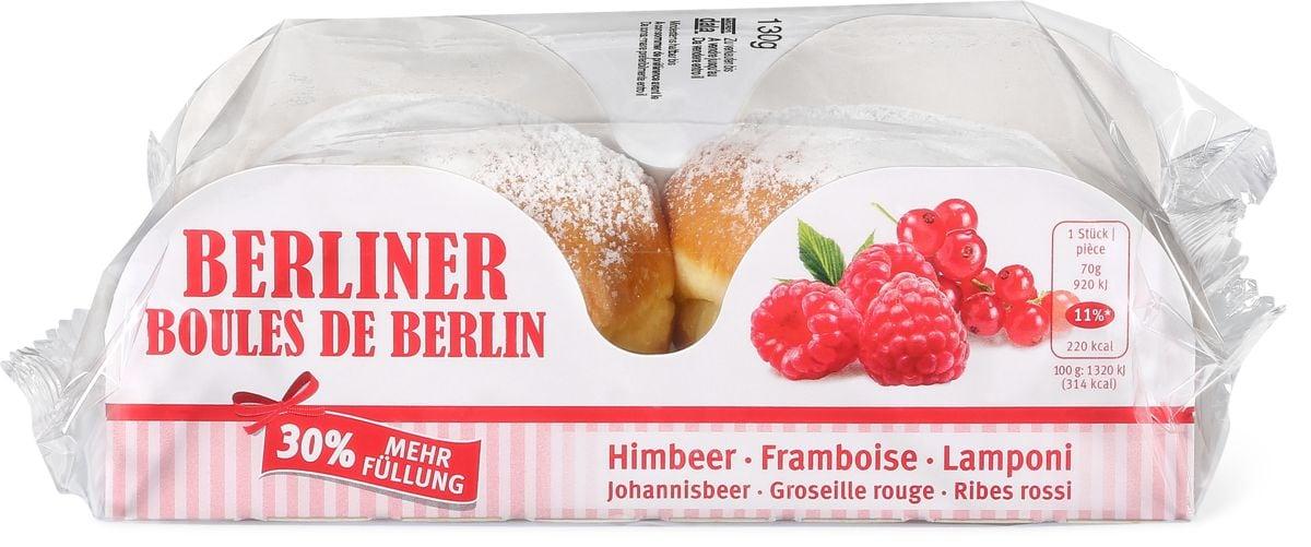 Boules De Berlin Recipe — Dishmaps