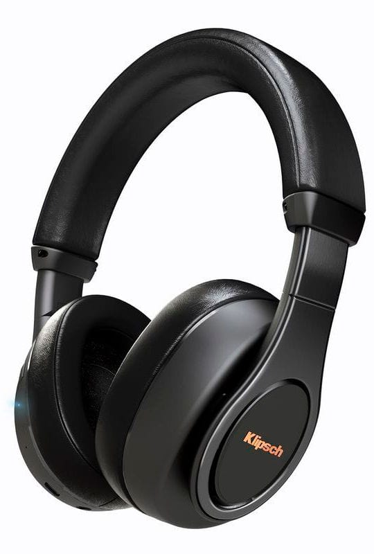 klipsch reference bluetooth schwarz over ear kopfh rer. Black Bedroom Furniture Sets. Home Design Ideas