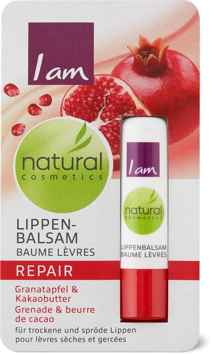 I am Natural Cosmetics balsamo delle labbra repair