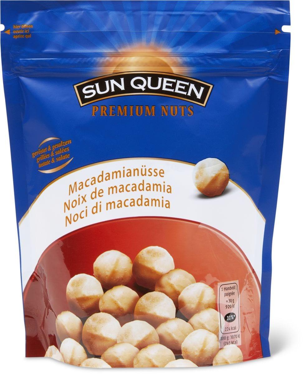 Sun Queen Noci di macadamia