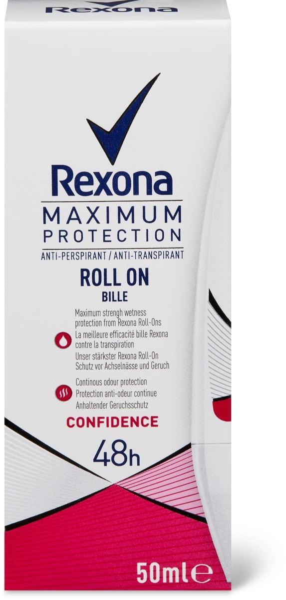 Rexona Deo Roll-on Max. Pr. Confidence