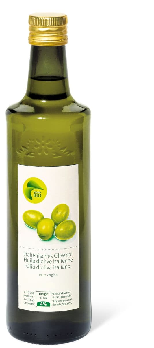 Bio Huile d'Olive Italienne
