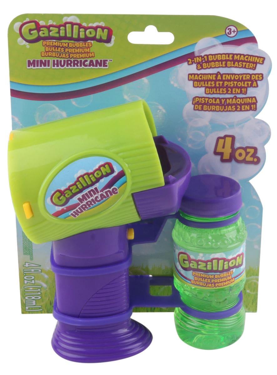 Gazillion 2 in 1 Bubble Machine Blaster Outdoor-Spielzeug