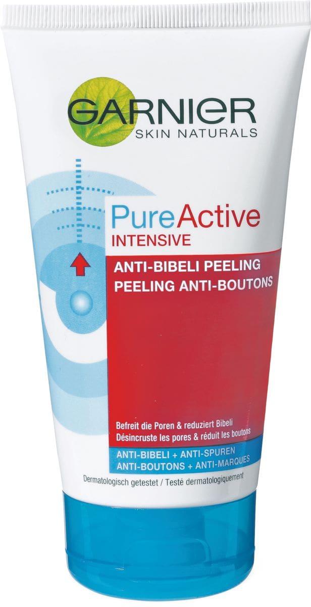 Garnier Pure Active Anti-Bibeli Peeling