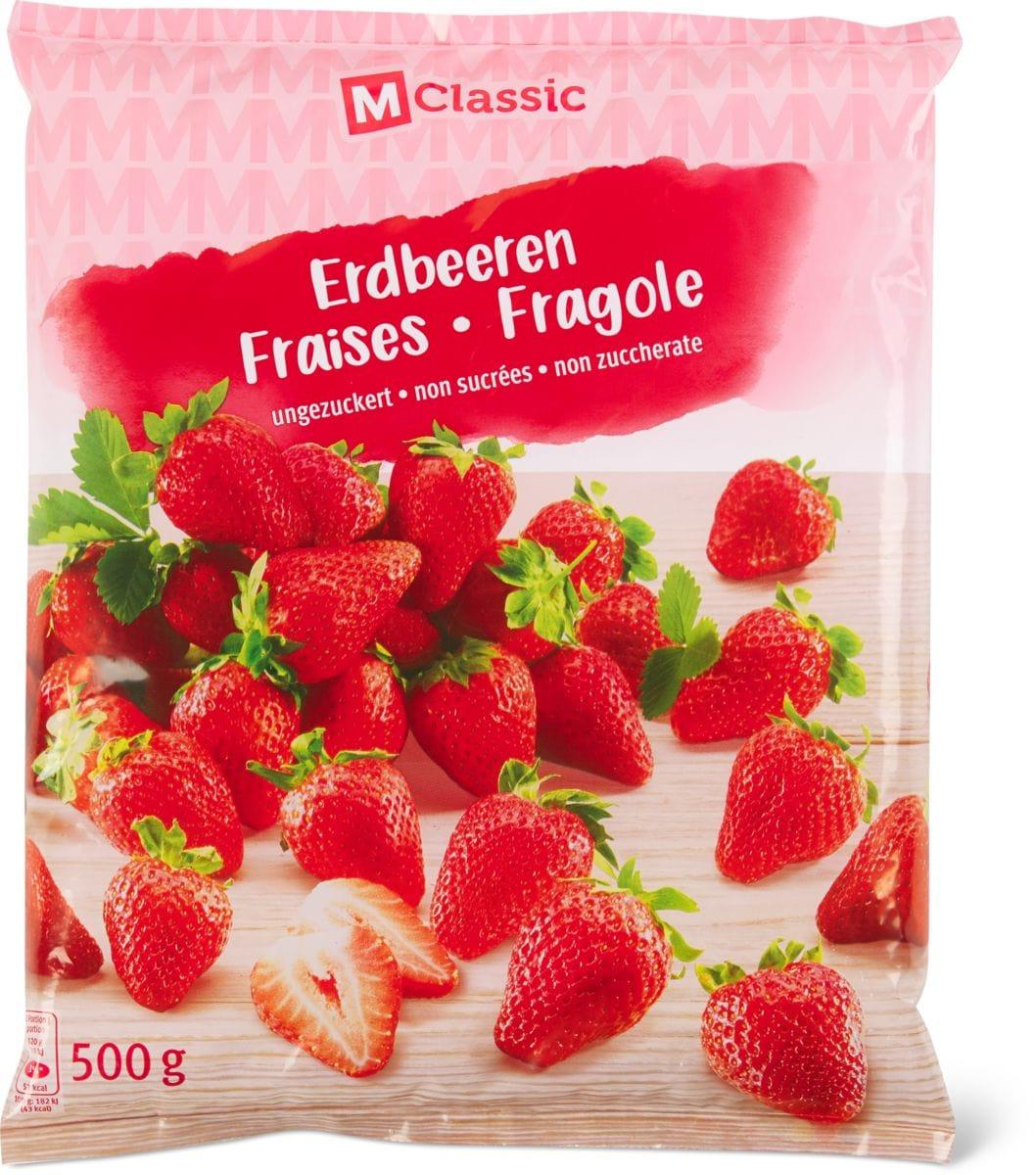M-Classic Erdbeeren