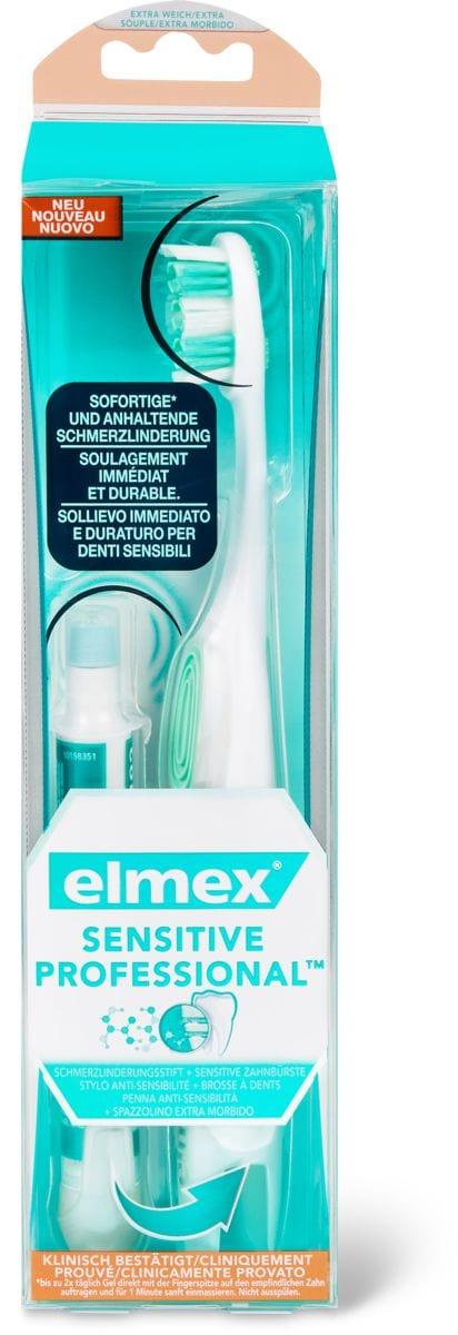 Elmex brosse à dents Sensitive Professio.