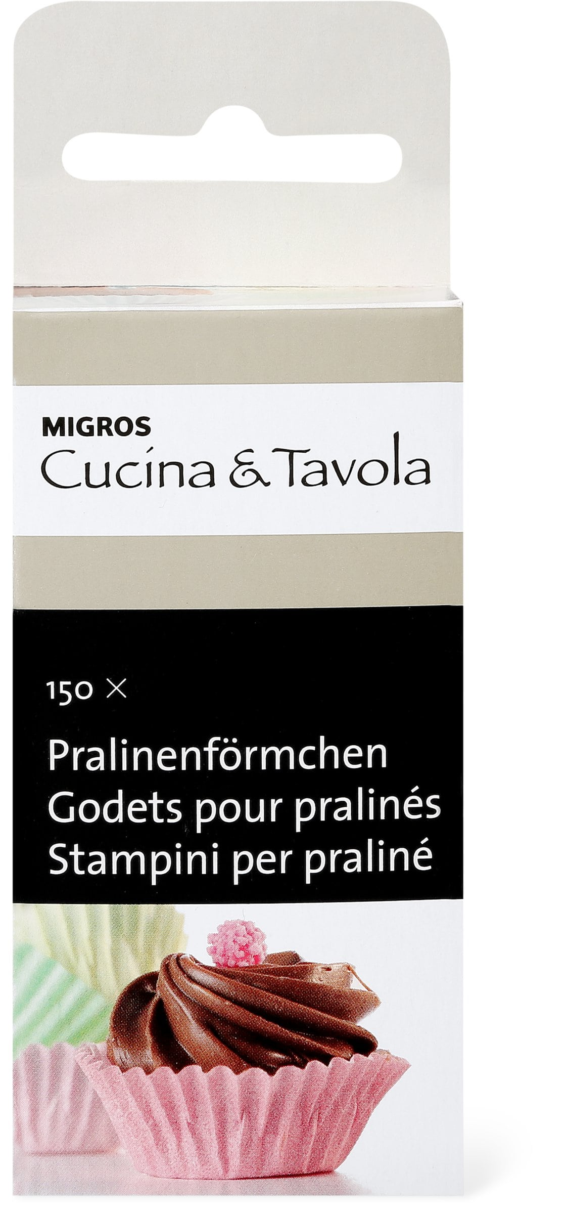 Cucina & Tavola Pralinenförmchen