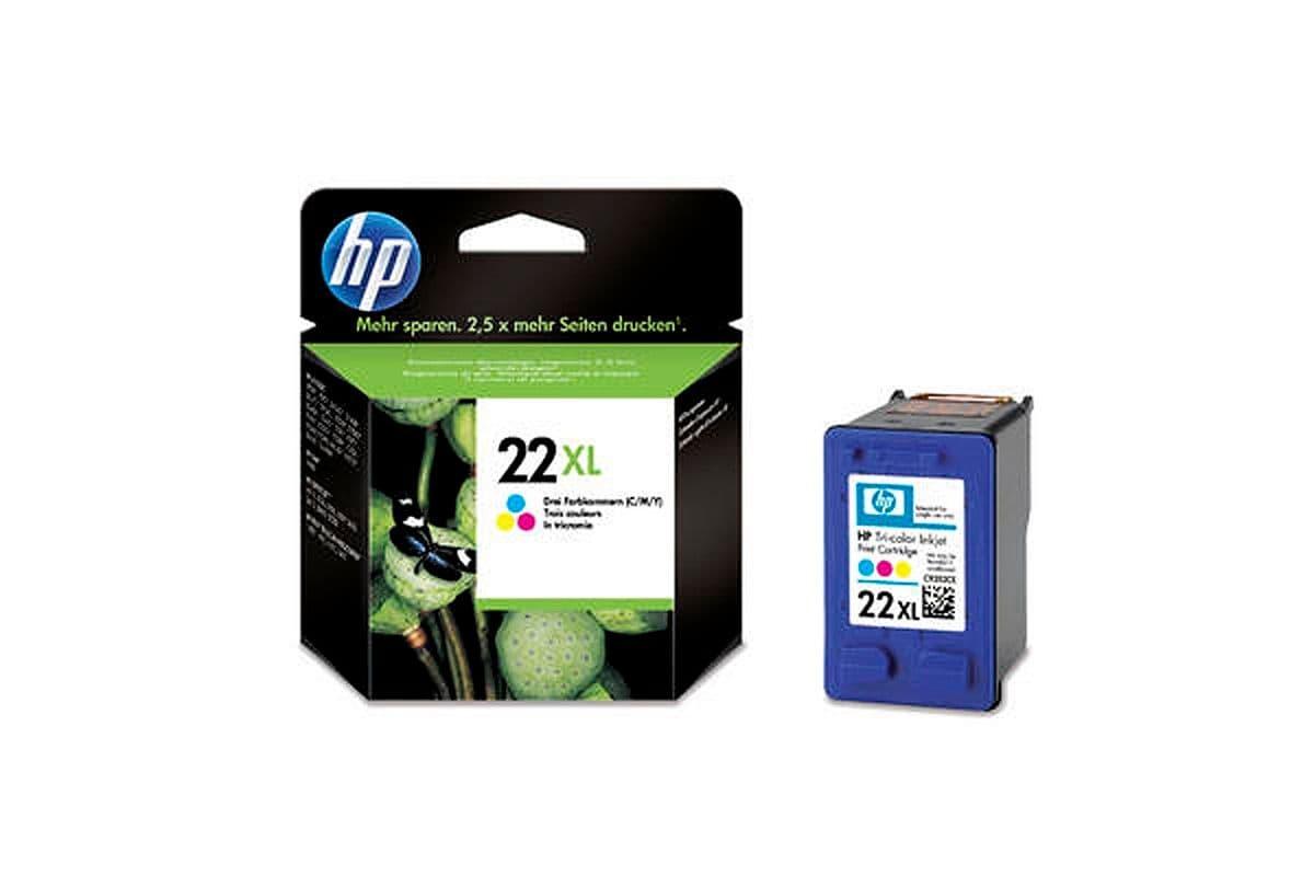HP C9352CE nr. 22XL color Cartouche d'encre