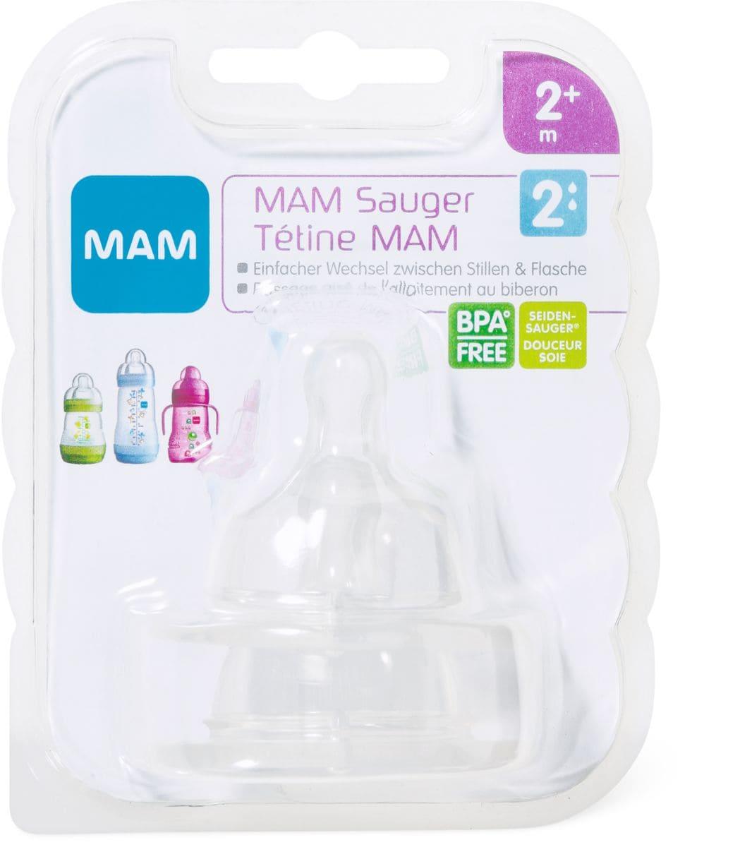 MAM Sauger, 2 Stück