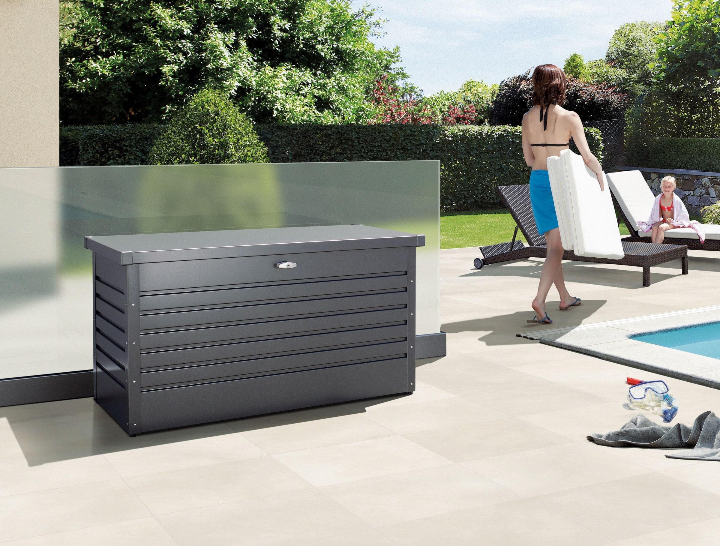 biohort freizeitbox 180 migros. Black Bedroom Furniture Sets. Home Design Ideas