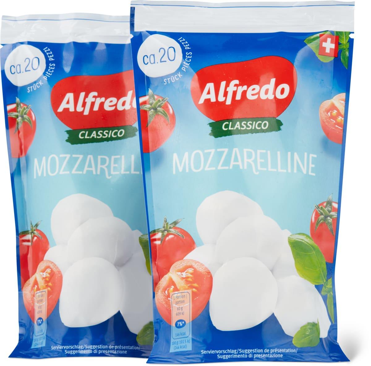 Alfredo Classico Mozzarelline