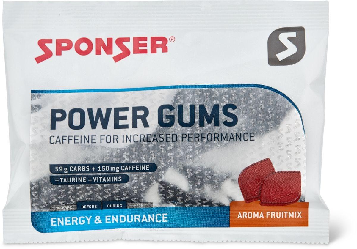 Sponser Power Gums