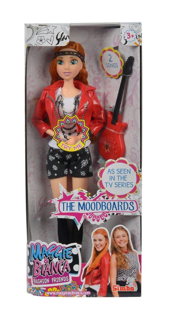 MBF Maggie Singing Fashion Doll