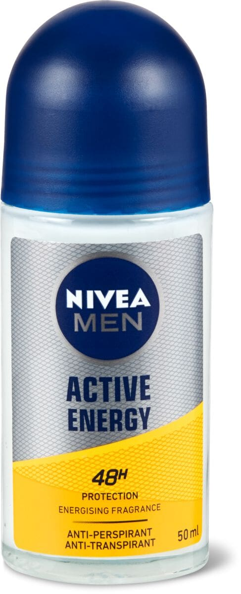 Nivea Men Roll-on Active Energy