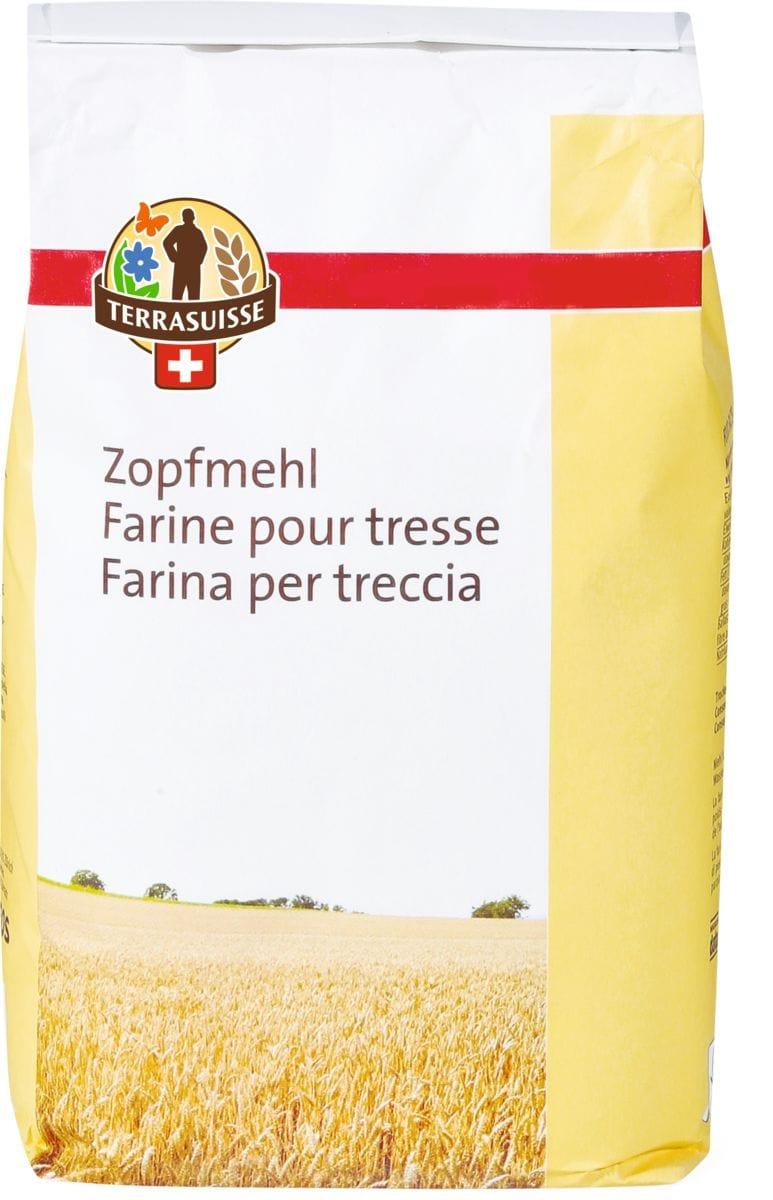 Terrasuisse Zopfmehl