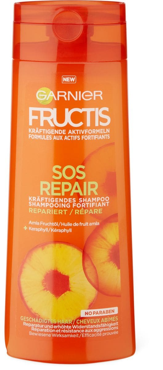 Garnier Frucis Shampoo SOS Repair