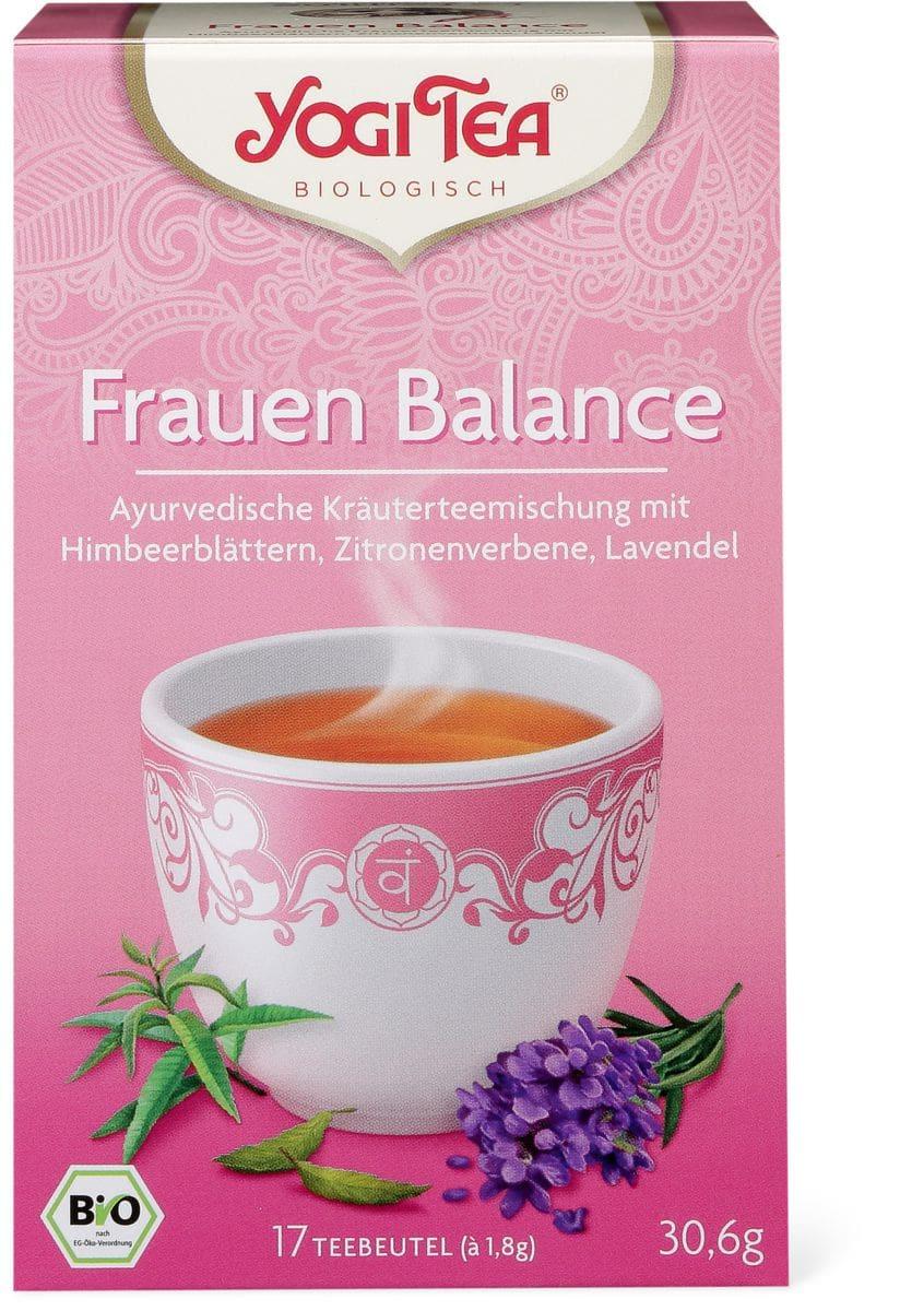 Bio Yogi Tea Frauen Balance