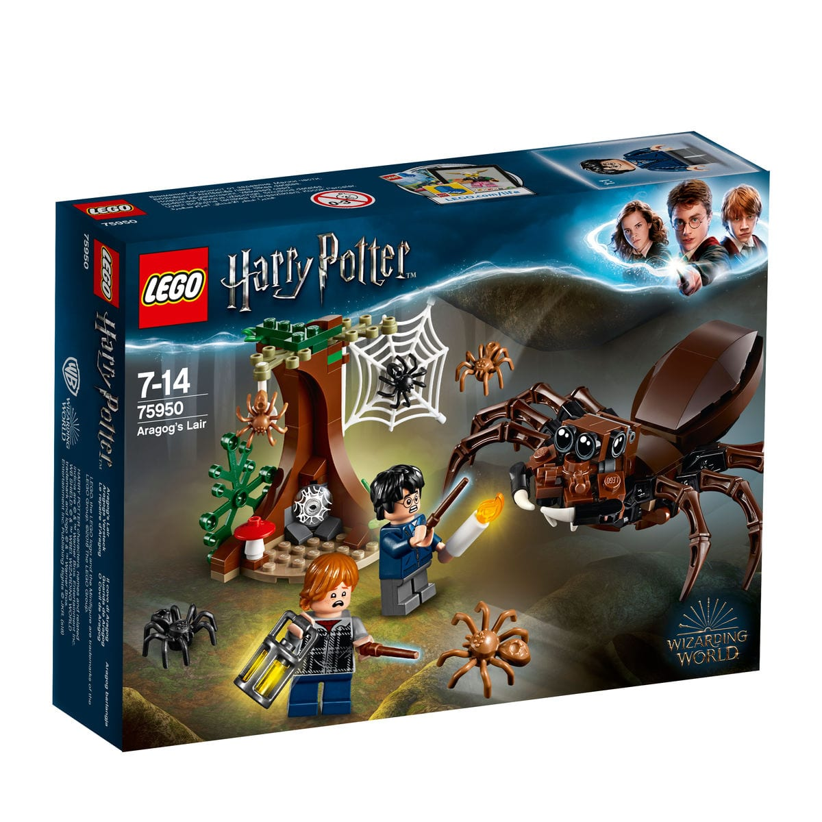 Lego Harry Potter 75950