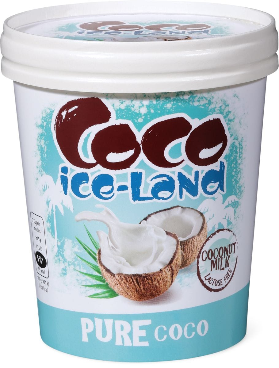 Coco Ice-Land Pure Coco
