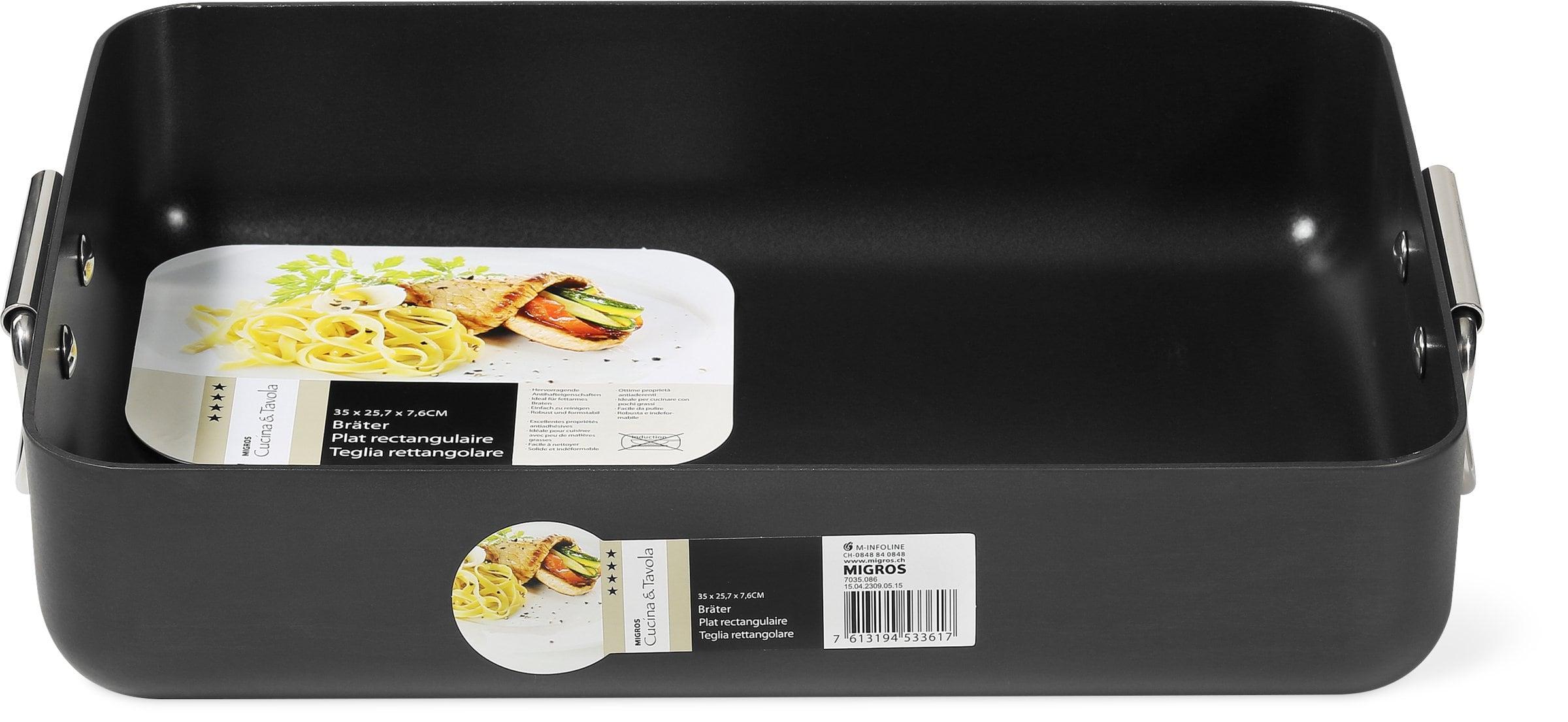 Cucina & Tavola CUCINA & TAVOLA Teglia rettangolare