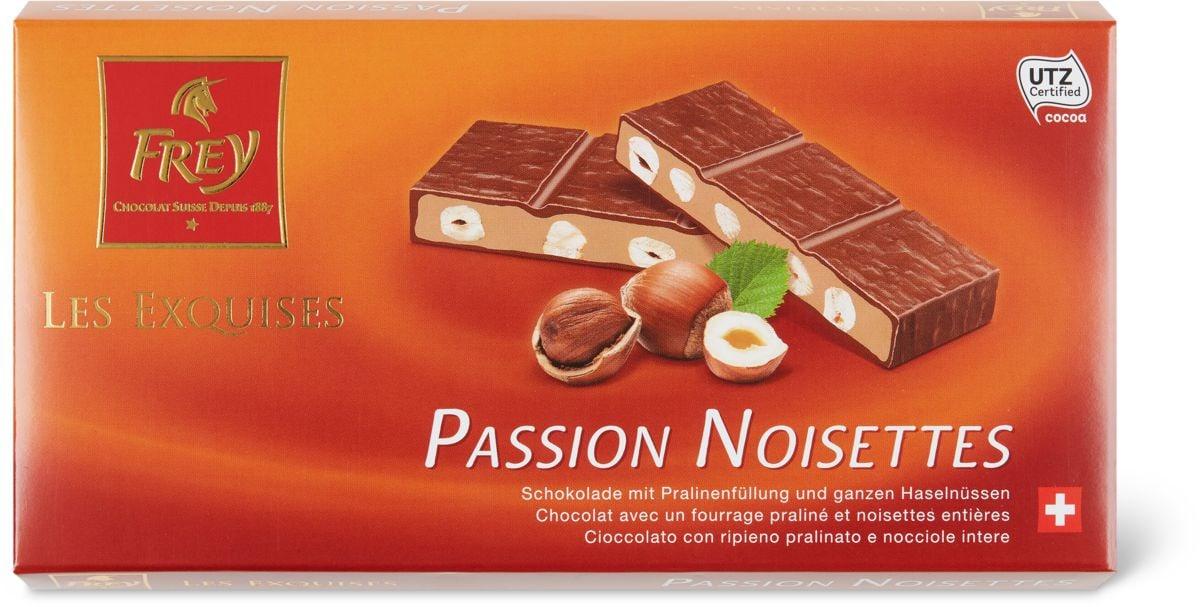 Les Exquises Passion Noisettes