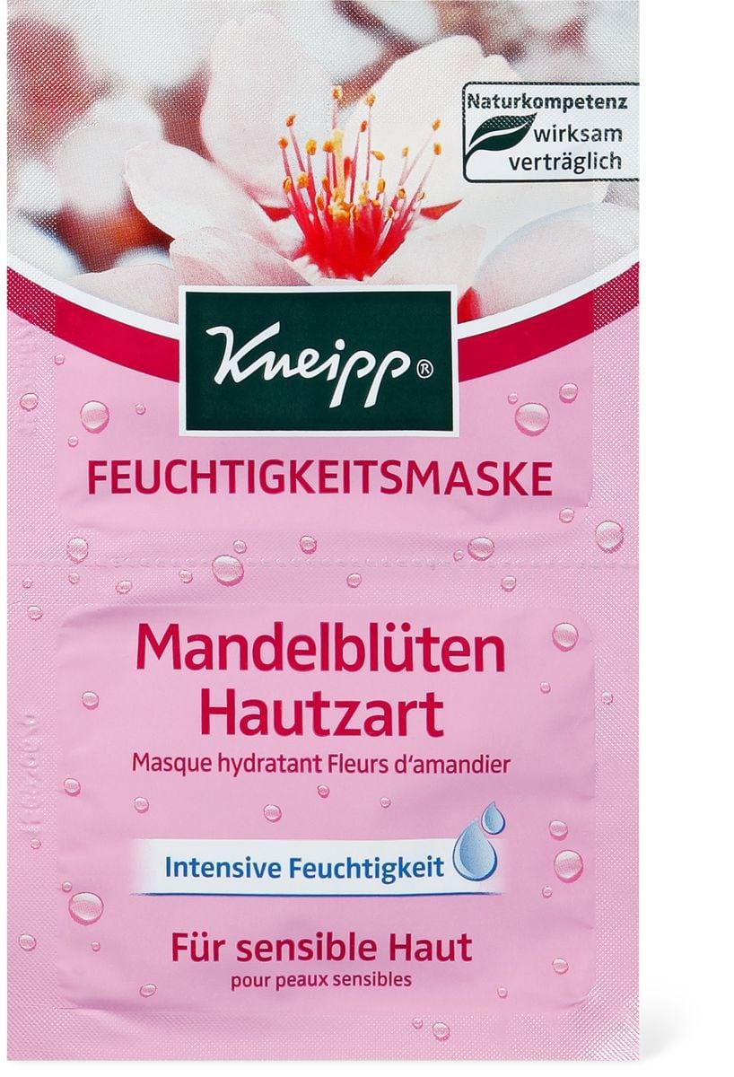 Kneipp Masque fleur aman.