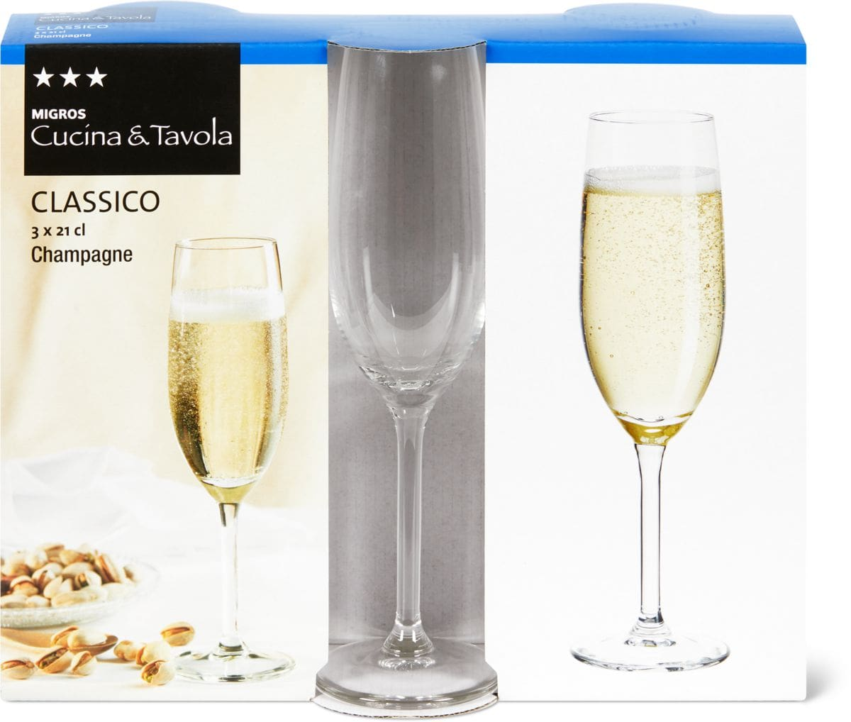 Cucina & Tavola CLASSICO Champagne