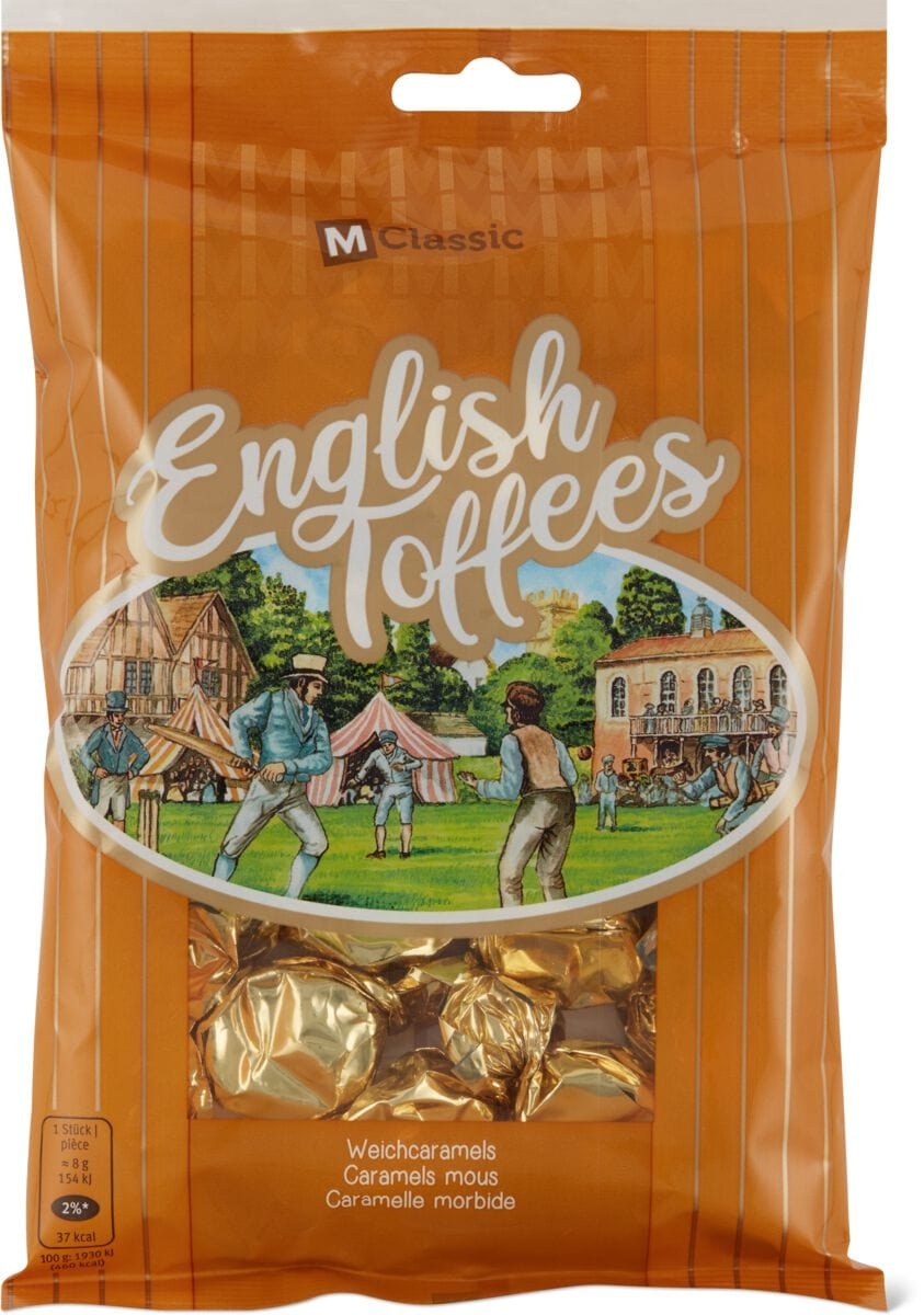 M-Classic English Toffees