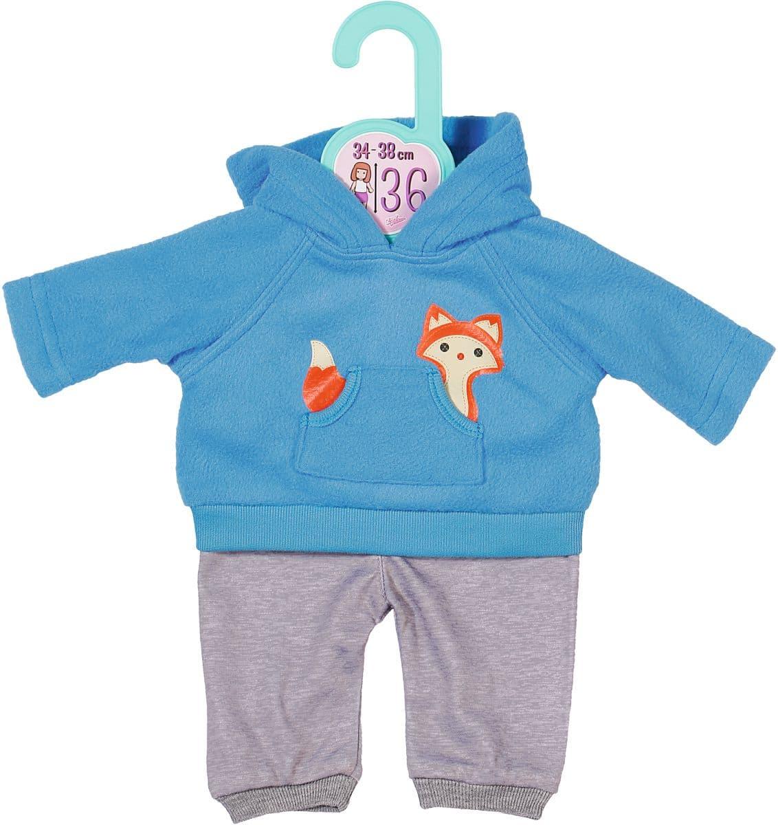 Zapf Creation Dolly Moda Sport-Outfit 34-38 Puppenzubehör