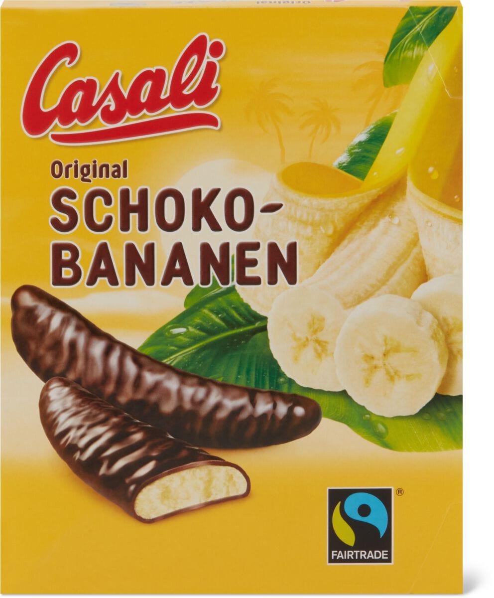 Fairtrade Casali Schoko-Banane
