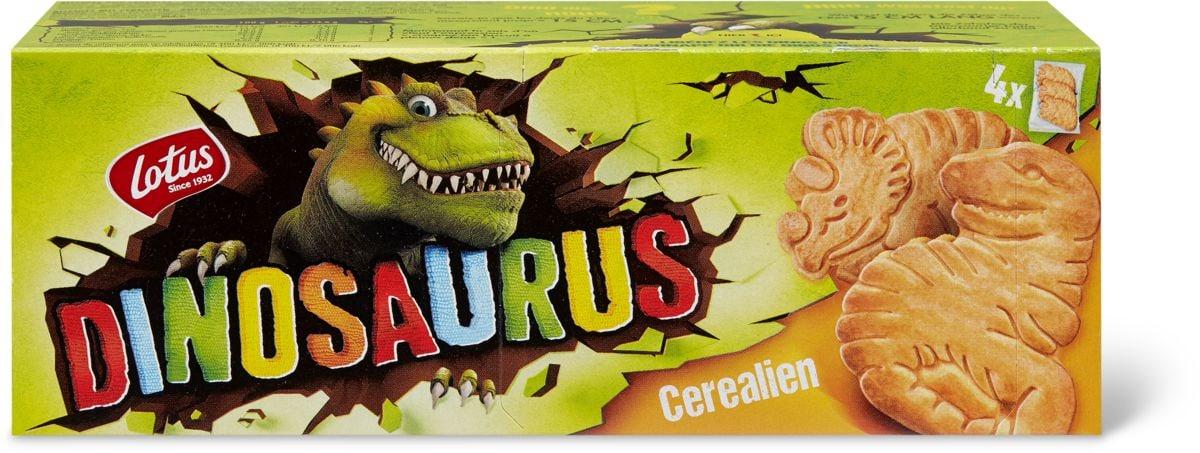 Lotus Dinosaurus Cerealien
