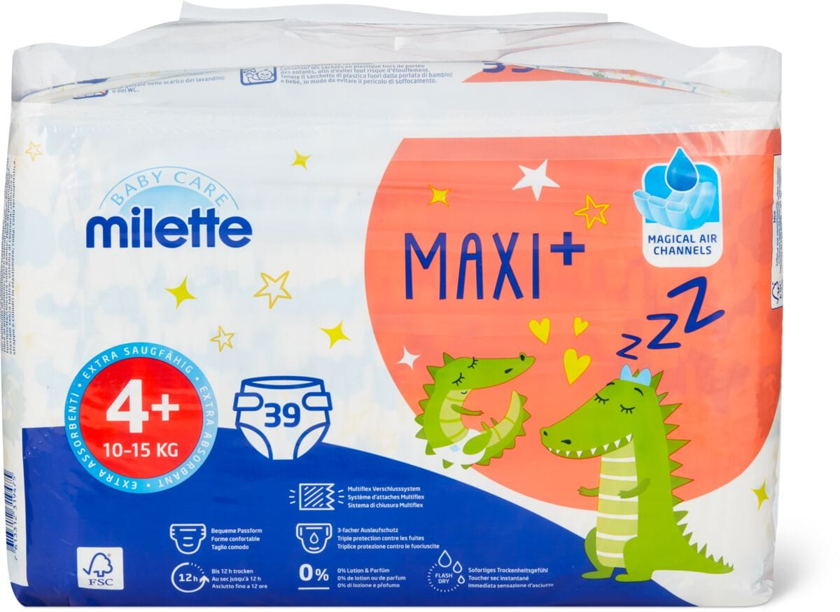 Milette Maxi 4+