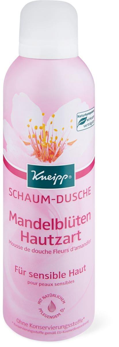 Kneipp Douche mousse Fleur d'amandier