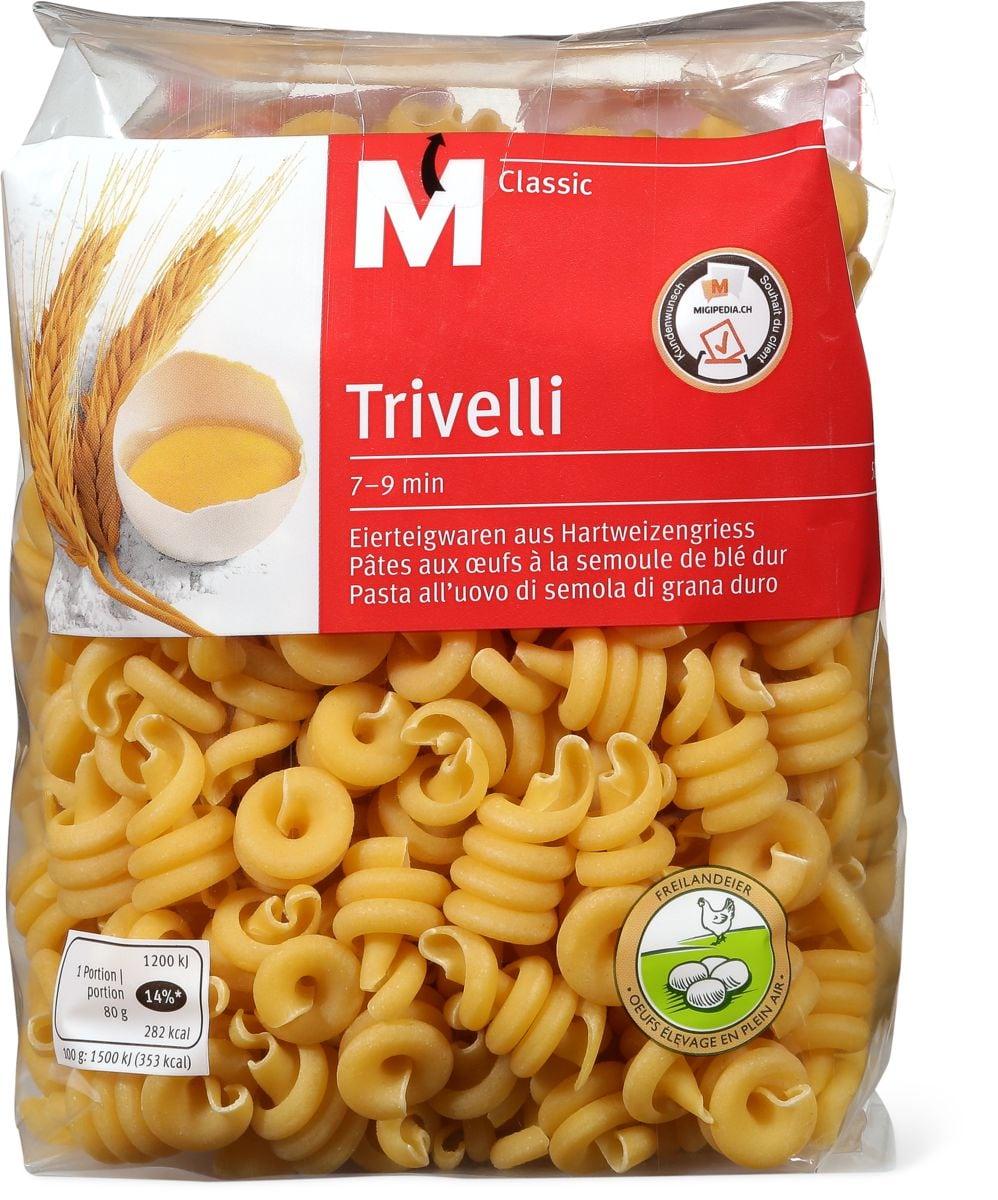 M-Classic 5-Eier-Trivelli